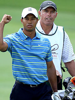 Tiger Woods's Caddy: I Would Have Blown the Whistle