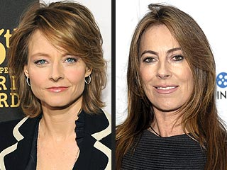 Jodie Foster Is Rooting for Kathryn Bigelow