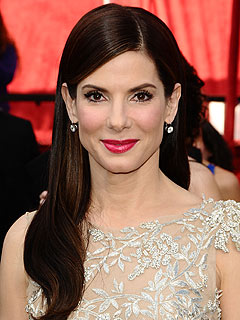 Sandra Bullock 'Picture Perfect' While Filming The Blind Side