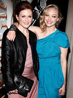 Amanda Seyfried: Love Scene with Julianne Moore Was Risky