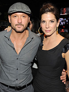 Tim McGraw Speaks Out About Sandra Bullock