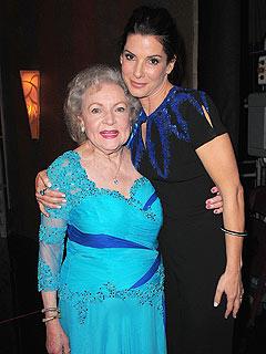 Betty White 'Deeply Saddened' for Sandra Bullock
