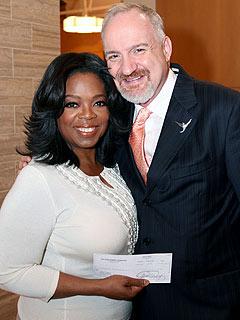 Oprah's Beloved 'Chef Art' Is Engaged
