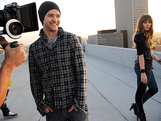 PHOTO: Justin Timberlake in Esmée Denters's New Video