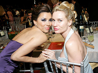 Eva Longoria Parker 'Really Confused' by Nicollette Sheridan's Lawsuit
