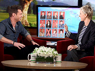 Ryan Seacrest: Simon Cowell and I Are Actually Friends