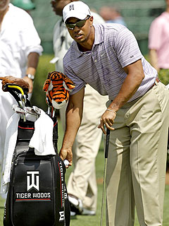 Tiger Woods Surprised, Gratified by Fans' Reaction