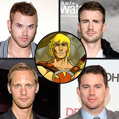 Who Should Play He-Man in the New Movie?