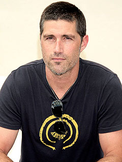 Matthew Fox Denies Affair Rumors, Gushes About Wife