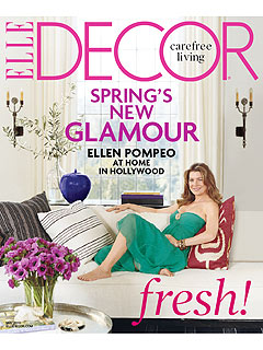 Ellen Pompeo Is No Design Diva