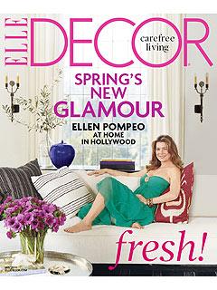 Ellen Pompeo Is No Design Diva