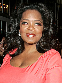 Oprah Winfrey, Nora Roberts, Meryl Streep Lead Celebrity Charity List
