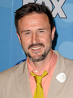 Scream 4 Director 'Glad' David Arquette Is in Rehab