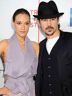 Colin Farrell Quietly Splits from His Girlfriend