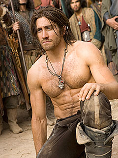PHOTO: Jake Gyllenhaal's Amazing Abs in Prince of Persia