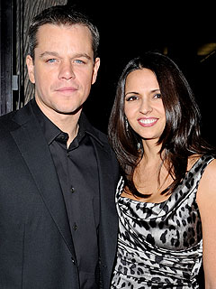 Matt Damon Preps for 'Little Tornado' of Next Baby