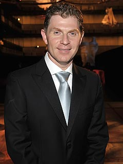 Bobby Flay Wants to Go to College … to Study Anything!