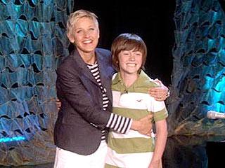 Ellen DeGeneres Starts Record Label Just to Sign Greyson Chance