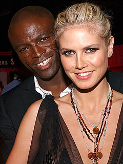 Heidi Klum and Seal Renew Their Wedding Vows
