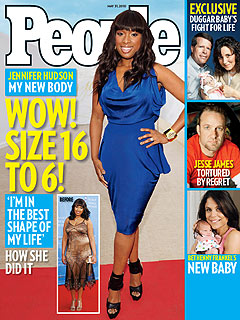 Jennifer Hudson's Weight Loss: How She Did It