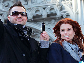Yankees Nick Swisher, Joanna Garcia Wedding Planning