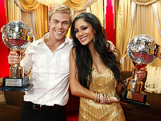 Nicole Scherzinger: Winning DWTS Is 'Life-Changing'