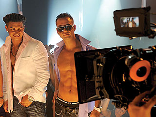 FIRST LOOK: Jersey Shore and Enrique Iglesias Team for Music Video