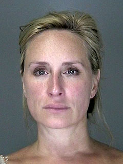 Real Housewives Drama: Sonja Morgan Slapped with DUI