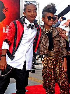 Jaden Smith: Parents Will & Jada Favor Lil Sis