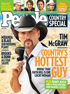Tim McGraw Is Country's Hottest Guy
