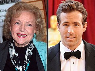 Pucker Up Ryan Reynolds, Betty White Is Ready!