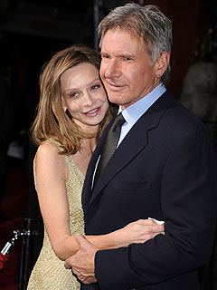 Harrison Ford's Honeymoon: Back to Work