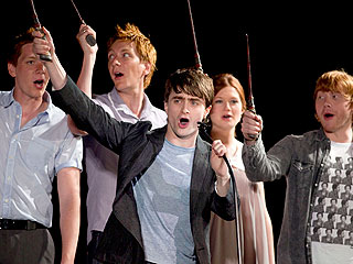 Beyond Butterbeer: Harry Potter Stars Share Their Wizarding World Theme Park Favorites