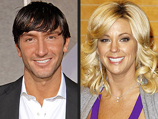 Evan Lysacek Calls Kate Gosselin the 'Sweetest Woman in the World'