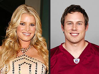 Jessica Simpson Dating Ex-NFL Player