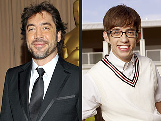 Glee Guest Star Javier Bardem Talks Role