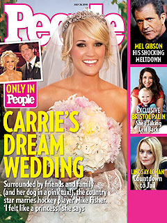 Inside Carrie Underwood&#39;s Sparkly Southern Wedding!