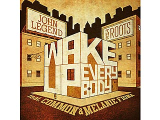 First Listen: John Legend & the Roots Want You to 'Wake Up!'