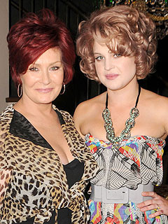Sharon Osbourne: Kelly Will Get Over Her Breakup