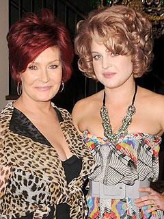 Sharon Osbourne: Kelly Will Get Over Her Breakup