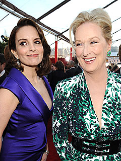 Will Tina Fey Be Calling Meryl Streep 'Mommy'?