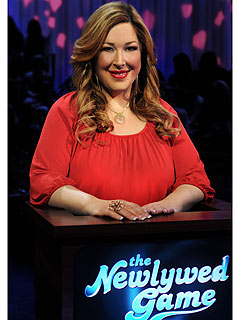 Carnie Wilson Leaves The Newlywed Game