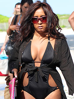 Why Snooki Won't Wear Bikinis