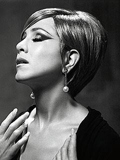 Jennifer Aniston's Amazing Transformation into Barbra Streisand