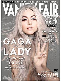 Lady Gaga: Sex, Drugs – and Grandma?