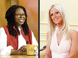 Real Housewives of DC Star and Whoopi Goldberg's War of Words