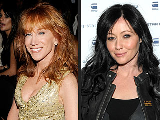 Shannen Doherty, Kathy Griffin Search for America's 'Most Inspired' Bartender