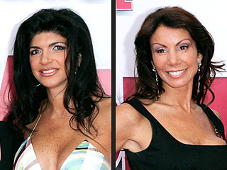 Teresa Giudice, Danielle Staub on Real Housewives of New Jersey - Poll