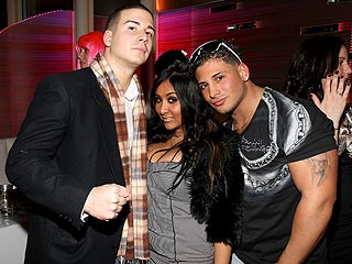 Snooki's Ex: I Want to Fight Vinny