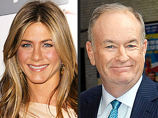 Jennifer Aniston Shoots Back at Bill O'Reilly Over Motherhood Comments